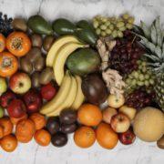 Exotische Früchte fürs Büro